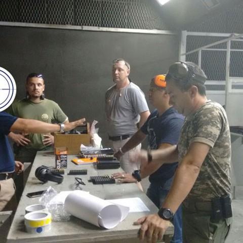I SEMINÁRIO – INSTRUTORES DE ARMAMENTO E TIRO